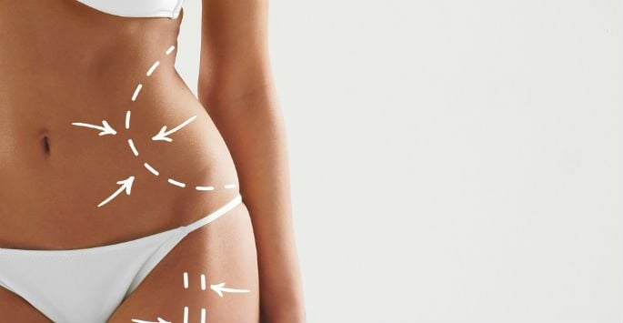 Remove Stubborn Fat with Body Sculpting Procedures