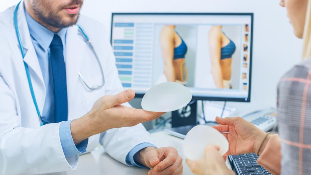 Utah plastic surgeon for breast implants